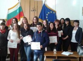 """Община Ракитово се включи в инициативата """"Мениджър за един ден"""""""