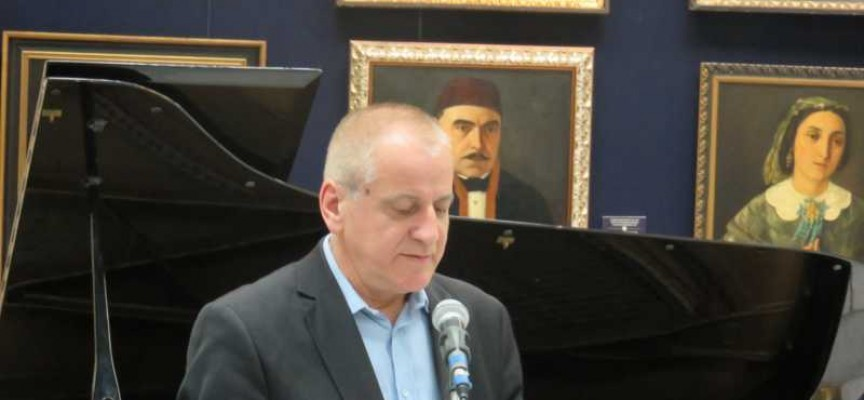 Боян Ангелов е преизбран за шеф на Съюза на българските писатели