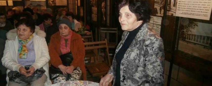 """""""Мелодията на живота"""" на Стоянка Въгларова стигна до публиката"""