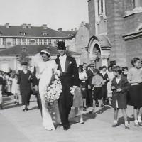 Ретроразходка в сватбената мода от началото до средата на ХХ век