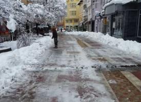 Община Пещера е напълно готова за зимния сезон