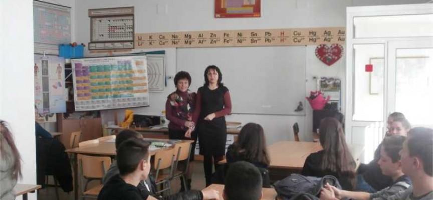 Деца от Брацигово, Панагюрище, Пазарджик и Попинци с участие в Евроседмица за намаляване на отпадъците