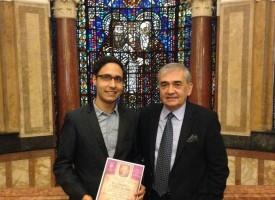 Спас Крайнин получи награда за постижения в радиожурналистиката