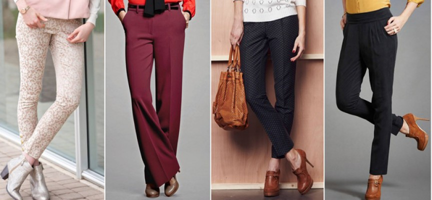 Панталоните – неизменна част от дамския гардероб, какво тряба да знаем за тях