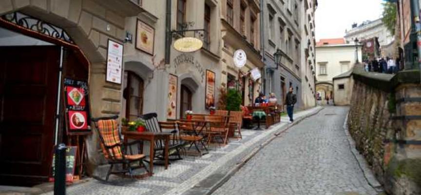 На Прага, с любов