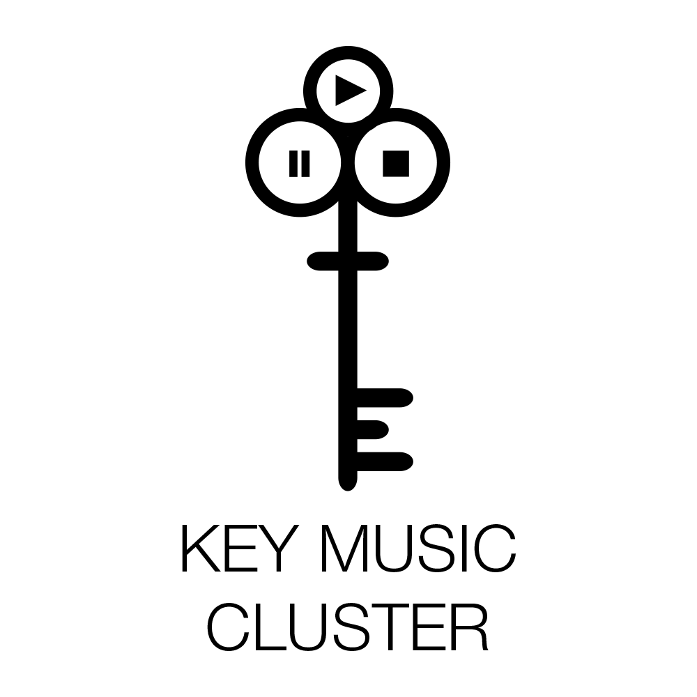 29KEY-MUSIC-CLUSTER LOGO Black