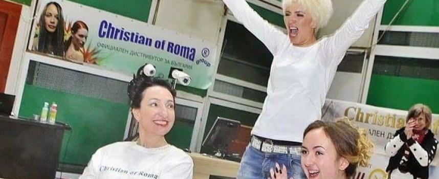 №330 от рекорда на Ваня е Елена Кристиано