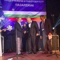 """Петър Цветков от """"Стройпрогрес"""" стана предприемач на годината"""