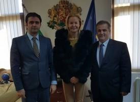 Светска хроника: Кметът на Стрелча бе гост на Созопол за Никулден