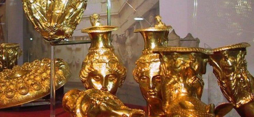 Панагюрското съкровище се връща у дома на 23 септември