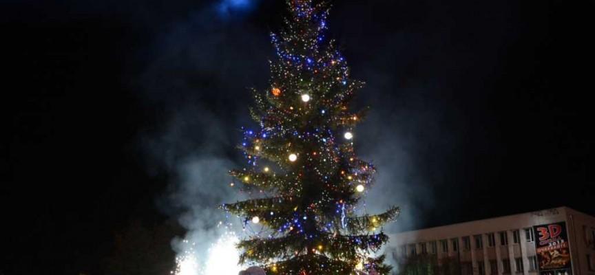 Коледните светлини на Пазарджик ще заблестят на 9 декември
