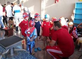 """СК""""Шампион"""" ще посрещне Дядо Коледа с 35 медала от Областния плувен турнир"""