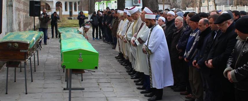 10 имами четоха молитви за жертвите в Хитрино