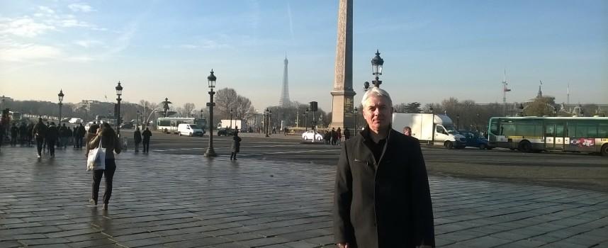 Шефът  на ОбС – Велинград бе на посещение в Париж и Страсбург