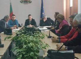 Георги Шопов влезе в Областния съвет за превенция и противодействие на корупцията
