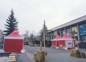 В събота: Откриваме Коледния базар пред Театъра