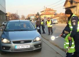 """Децата помагат на """"Пътна полиция"""" в акция за безопасно шофиране"""