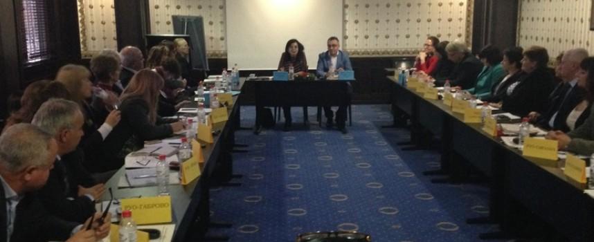 Кунева събра шефовете на Инспекторати в Пазарджик
