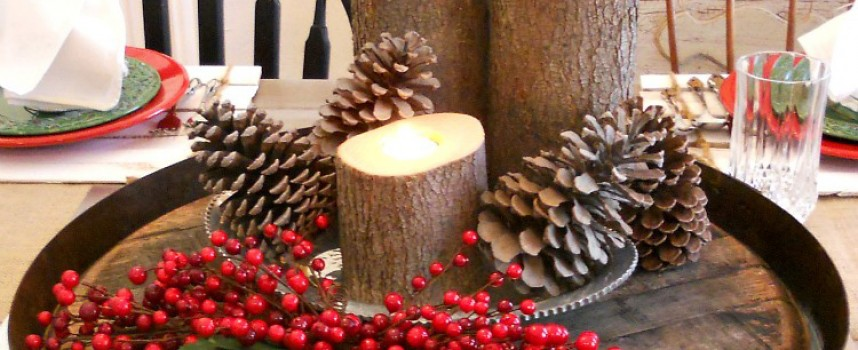 8 идеи за Коледен венец и други домашни украси