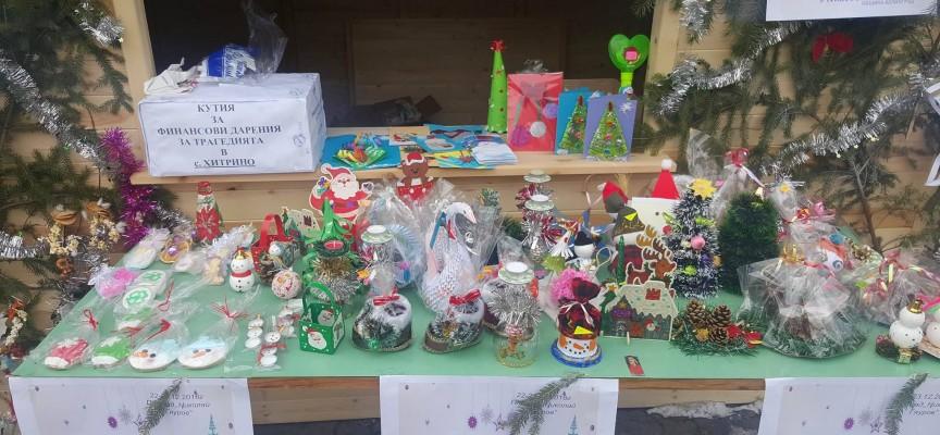 Кметът на Велинград инициира базар за Хитрино, изкупиха сувенирите