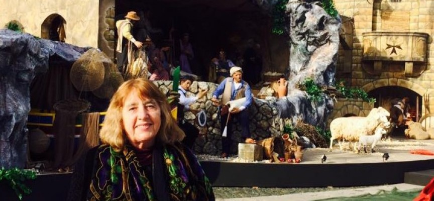 Катя Калеева: Рим е Коледна приказка