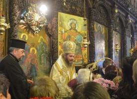 Епископ Яков освети християнския кръст над Велинград