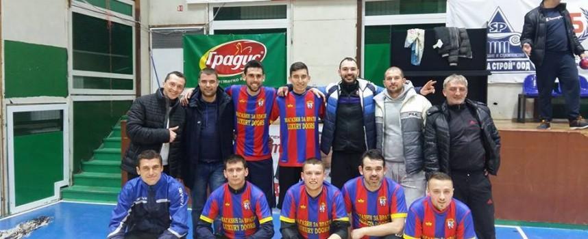 В Пазарджик: Отборът на Брацигово спечели турнира по футзал