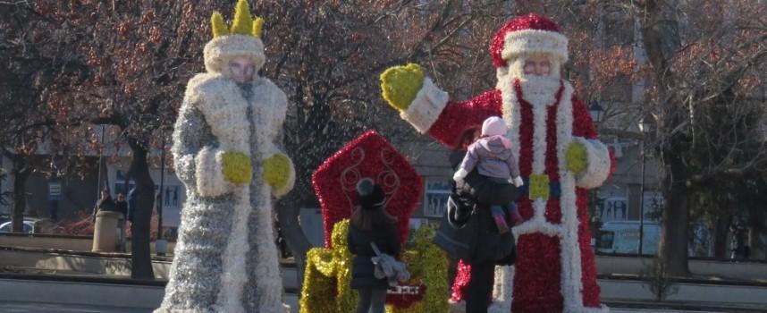 Коледните тържества в Пазарджик стартират в петък