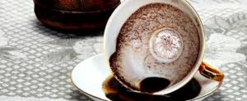 Чаша турско кафе носи 40 години приятелство, какво означават фигурите в чашата?