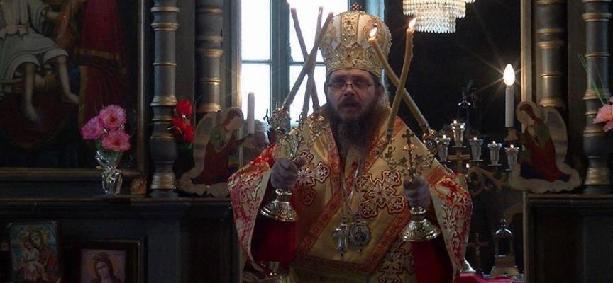 """Във Ветрен: Епископ Яков възглави литургията в храма """"Св.Николай"""""""