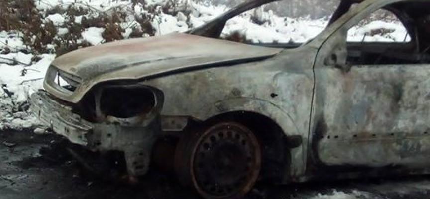 Неизправност подпали кола в Калугерово