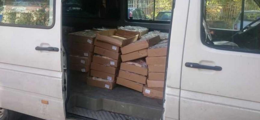 БЧК започна раздаването на хранителни пакети, вижте графика за януари