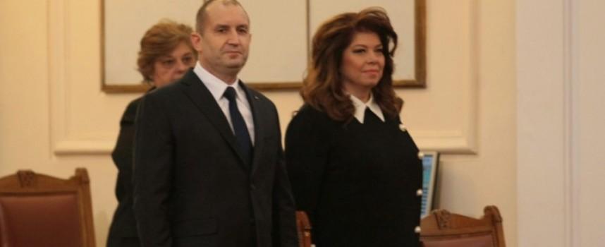 Ето в какво се заклеха новите Президент и Вицепрезидент