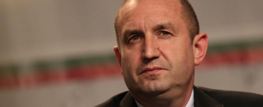 Президентът Румен Радев: Всеки, независимо кой, трябва да носи отговорност пред закона при провинение