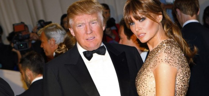 Жените на новия стопанин на Белия дом