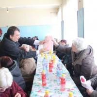 Виноградец направи общоселско тържество за Бабинден