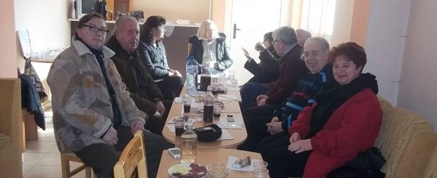 Пазарджик: Приятели почетоха паметта на Иван Динков