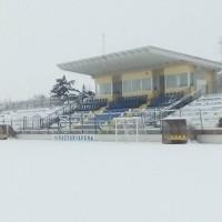 """Снегът провали контролата на """"Свобода"""" – Пещера с """"Асеновец"""" в Калугерово"""