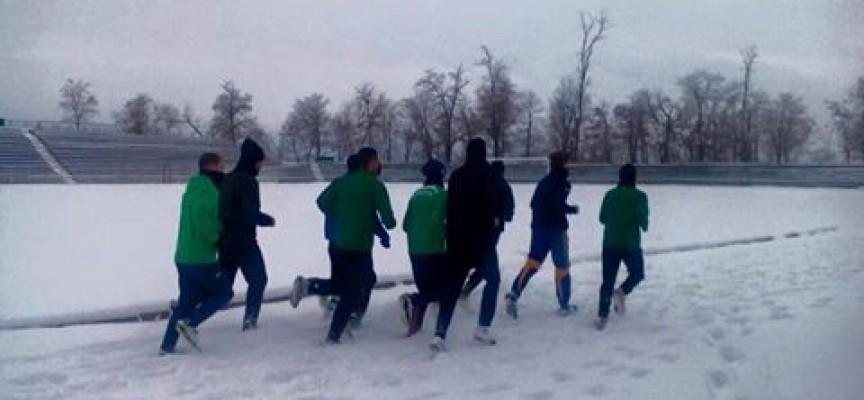 """През февруари: Вижте с кого ще играят контролни срещи футболистите на """"Хебър"""""""