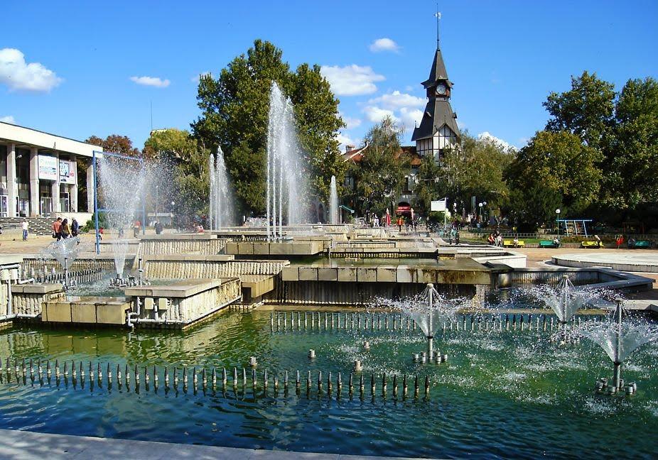 26градски фонтан