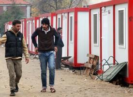 """Шестима мигранти са задържани на АМ """"Тракия"""""""