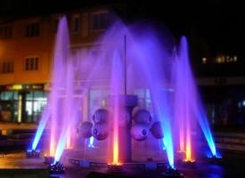 Вижте къде са фонтаните на Пазарджик