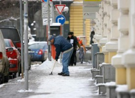 Комисар Йордан Рогачев и инж. Мая Шимбова: Готови сме за снега