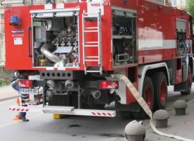 """В Панагюрище: Пожар вилня на ул. """"Нешо Бончев"""", почина 63 годишен мъж"""