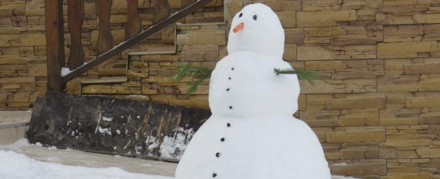 Язовир Батак замръзна, шейни, пързалки и къси панталони на Цигов чарк