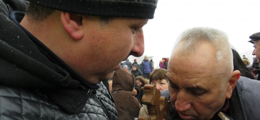 В Пазарджик: Ловецът на разпятието е скачал за него преди години