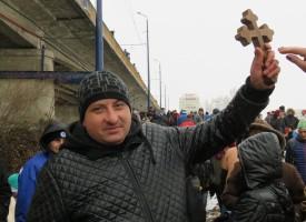 В Пазарджик: 32 годишен строител хвана кръста на брега