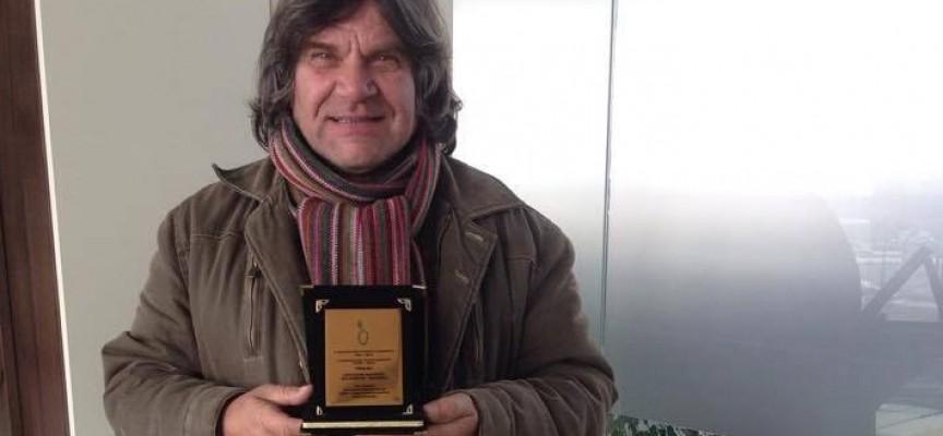 Пазарджишкият художник Константин Анастасов с международно признание
