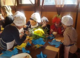 """Кулинарни """"нинджи"""" шетат из Велинград"""