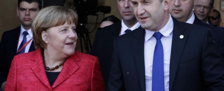 Държавният глава Румен Радев участва в неформалното заседание на Европейския съвет